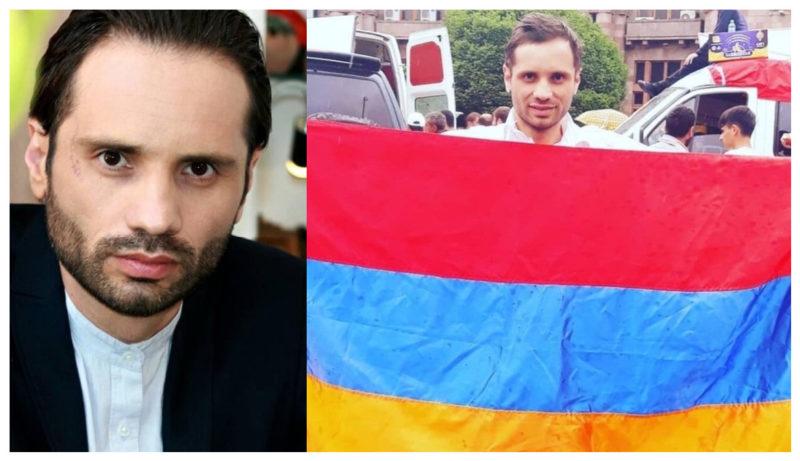 Դերասան Մանվել Խաչատրյանը կոչով ...